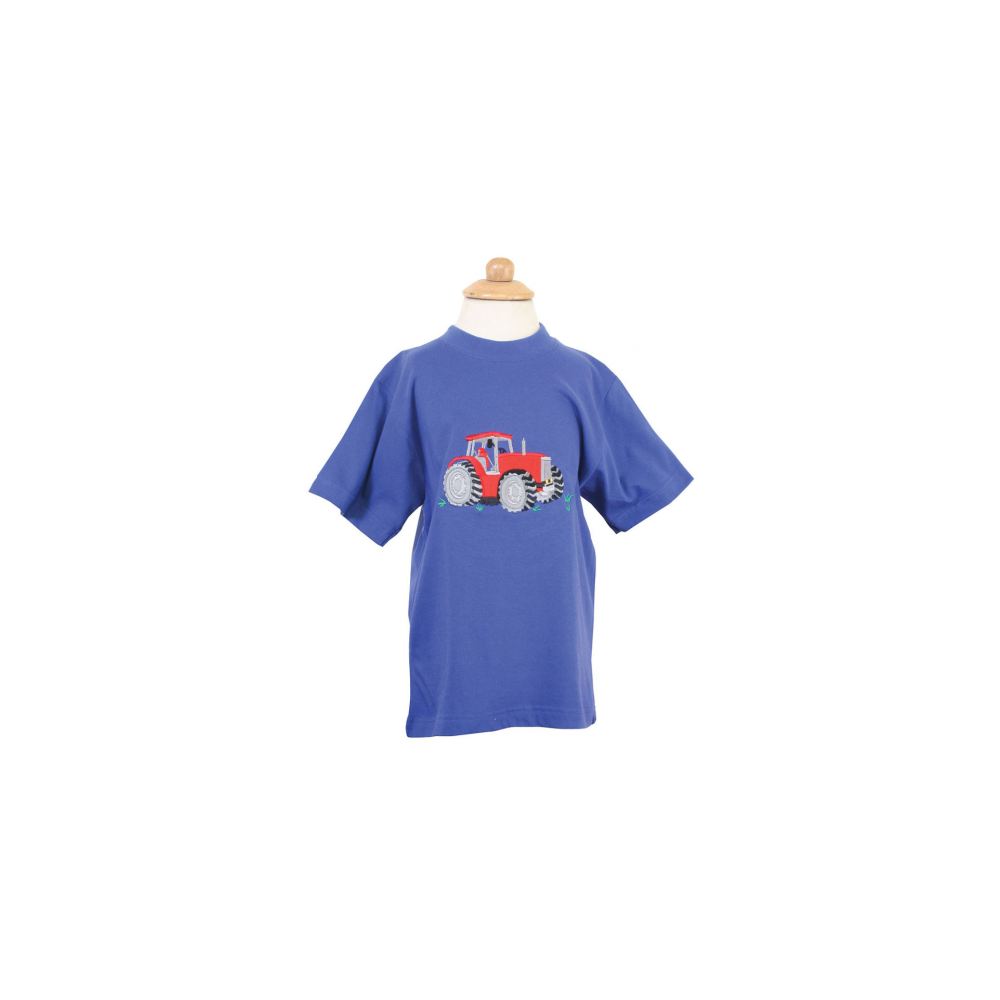 Co Op Tractor Pulling T Shirt : Ramblers t shirt tractor royal blue