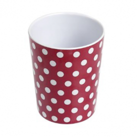 Rex - Cup Spotty Red