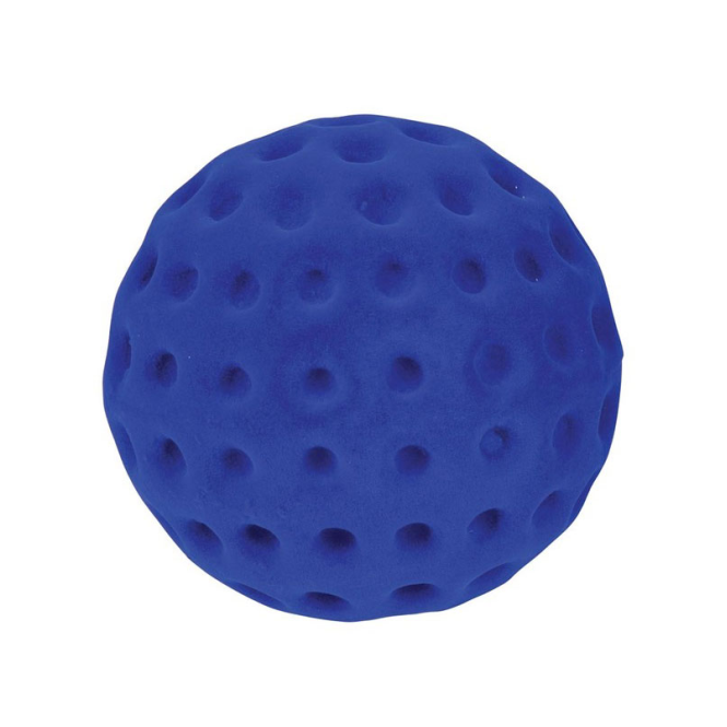 Rubbabu Ball Dotty Blue