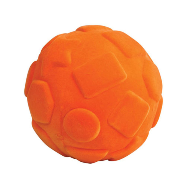 Rubbabu Shape Ball Orange