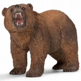 Schleich Grizzly Bear, Male