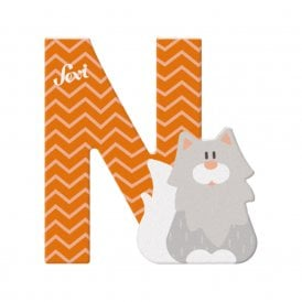 Sevi New Animal Letter N