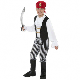 Smiffys Pirate Costume