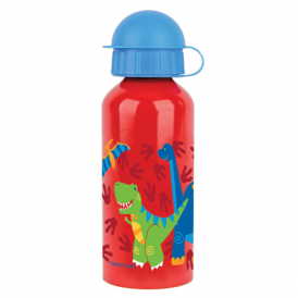 Stephen Joseph Drink Bottle Red Dino