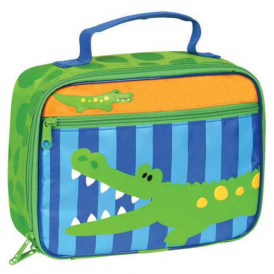 Stephen Joseph Lunch Bag Alligator