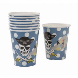Talking Tables - Pirate - Party Cups