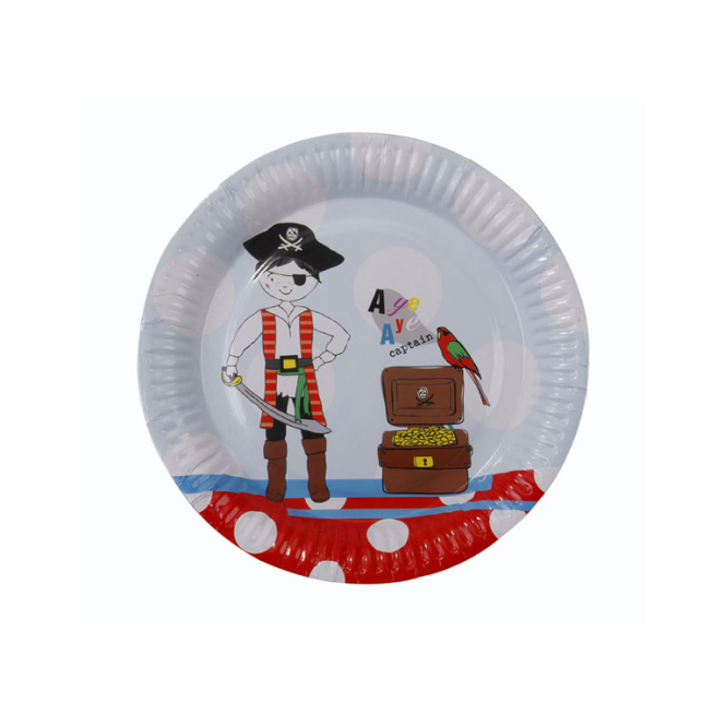 Talking Tables - Pirate - Plates