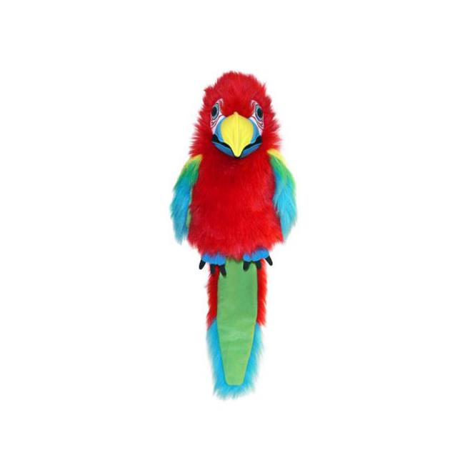 The Puppet Co. The Puppet Company Amazon Macaw