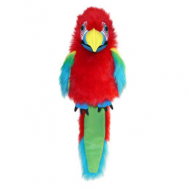 The Puppet Company Amazon Macaw