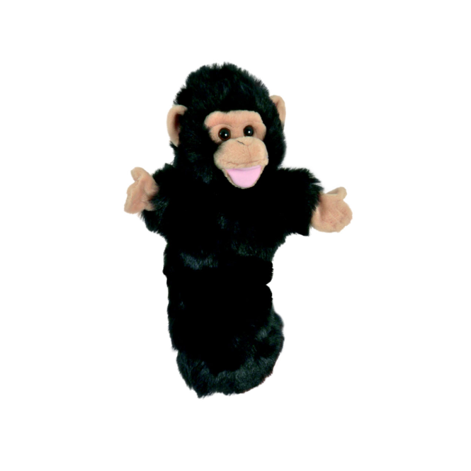 The Puppet Co. The Puppet Company Glove Puppet Chimp
