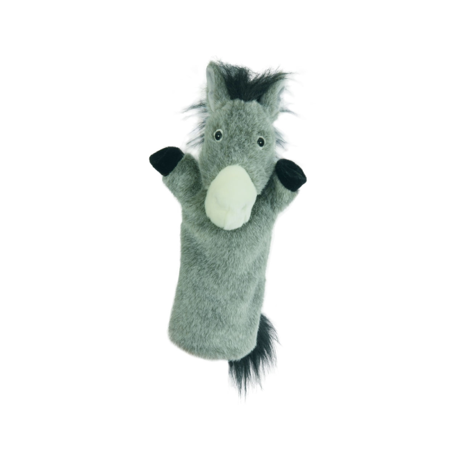 The Puppet Co. The Puppet Company Glove Puppet Donkey