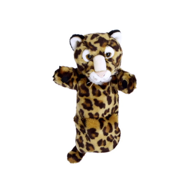 The Puppet Co. The Puppet Company Glove Puppet Leopard