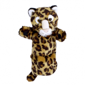 The Puppet Company Glove Puppet Leopard