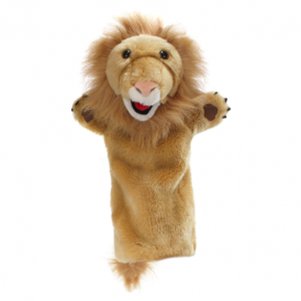 The Puppet Company Glove Puppet Lion