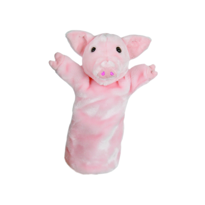 The Puppet Co. The Puppet Company Glove Puppet Pig