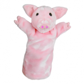 The Puppet Company Glove Puppet Pig