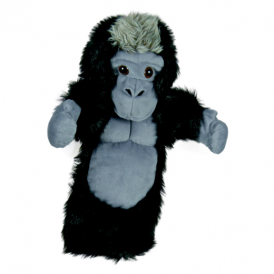 The Puppet Company Glove Puppet Silverback Gorilla