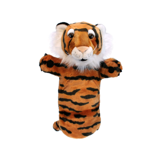 The Puppet Co. The Puppet Company Glove Puppet Tiger