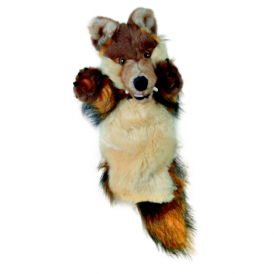 The Puppet Company Glove Puppet Wolf
