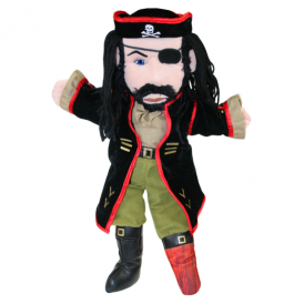 The Puppet Company Pirate