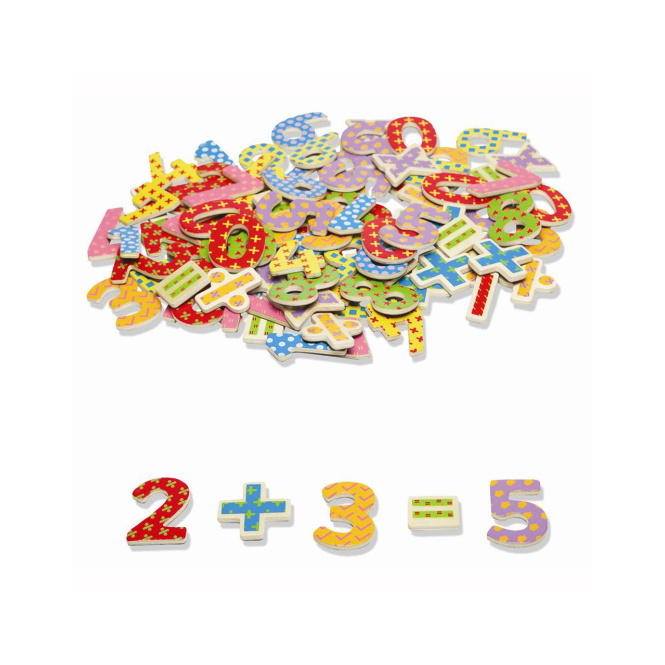Tidlo Magnetic Numbers