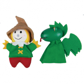 Tobar Fairytale Finger Puppets