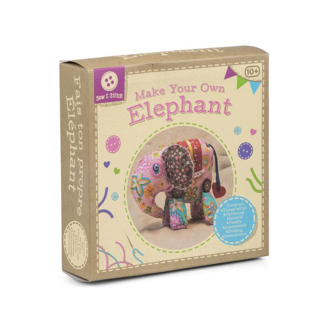 Tobar Ltd Tobar Make Your Own Elephant