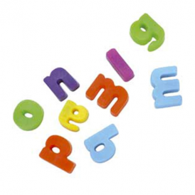 Tobar Mini Magnetic Letters