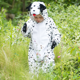 Travis Dalmation Costume