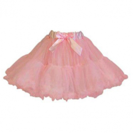 Travis Frothy Tutu Skirt Light Pink