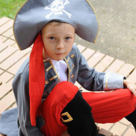 Travis Pirate Captain