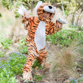Travis Tiger Costume