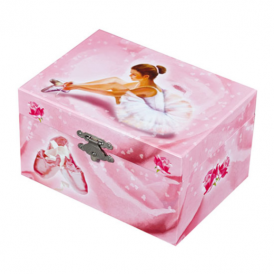 Trousselier Jewellery Box Ballet Dancer