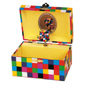 Trousselier Jewellery Box Elmer the Elephant