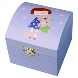 Trousselier Jewellery Box Ninon and Cat