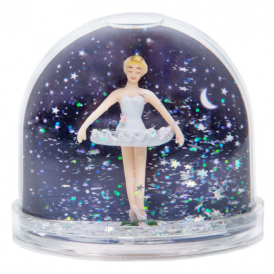 Trousselier Snow Globe Night Time Ballerina