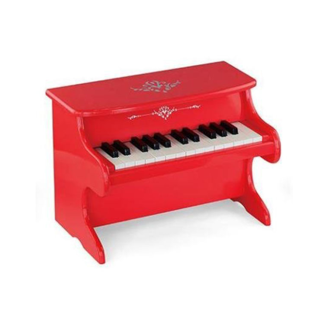 Viga Toys Piano Red