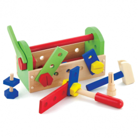 Viga Toys Wooden Tool Kit