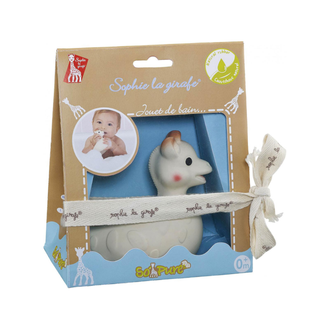 Vulli Sophie The Giraffe Bath Toy Gift