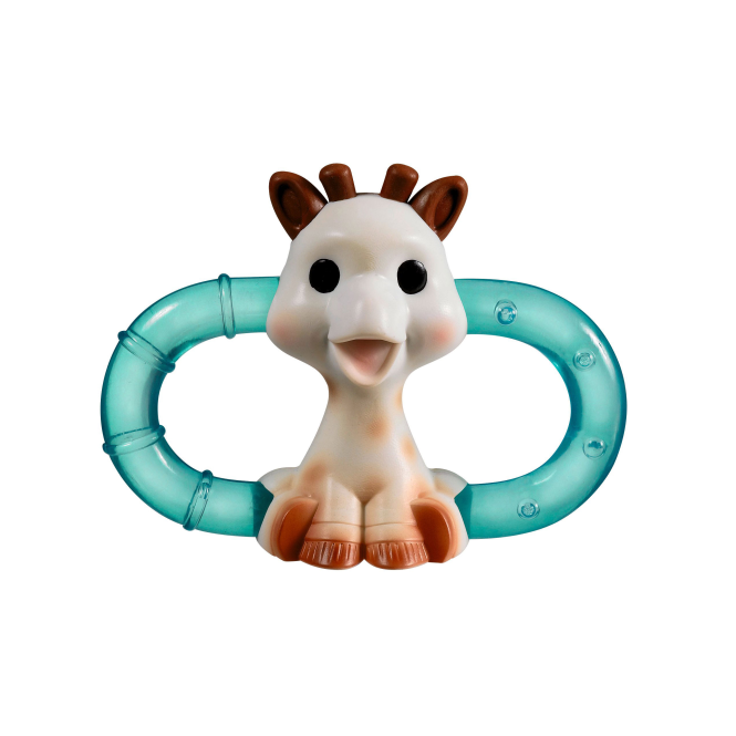 Vulli Sophie The Giraffe Double Ice Bite Teething Ring