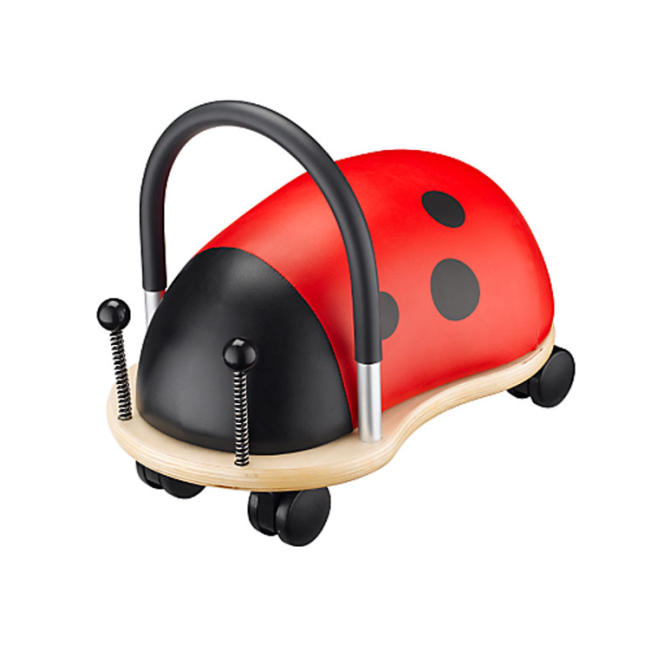 Wheelybug - Ladybird Small