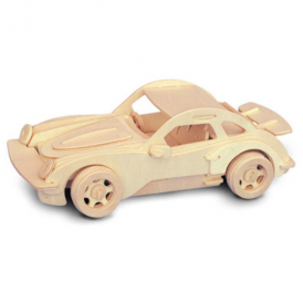 Woodcraft Construction Kit - 911 GT