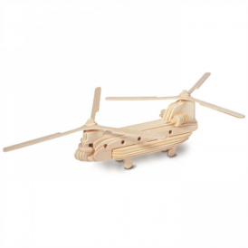 Woodcraft Construction Kit Chinook