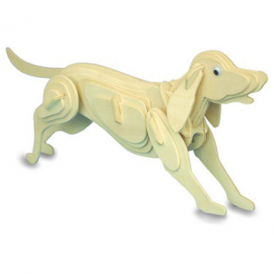 Woodcraft Construction Kit - Dog