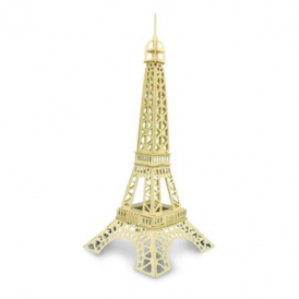 Woodcraft Construction Kit - Eiffel Tower
