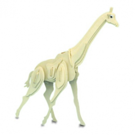 Woodcraft Construction Kit - Giraffe