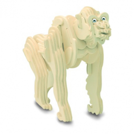 Woodcraft Construction Kit - Gorilla