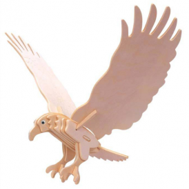 Woodcraft Construction Kit Hawk