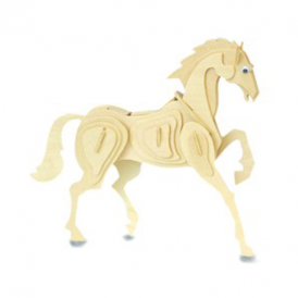 Woodcraft Construction Kit - Horse
