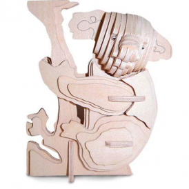Woodcraft Construction Kit - Koala
